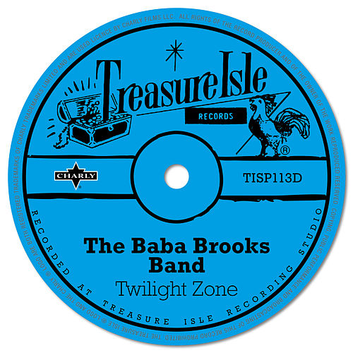 Twilight Zone von Baba Brooks Band
