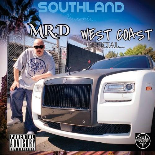 West Coast Official... de Mister D