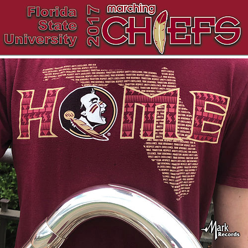 2017 Florida State University Marching Chiefs de Florida State University Marching Chiefs