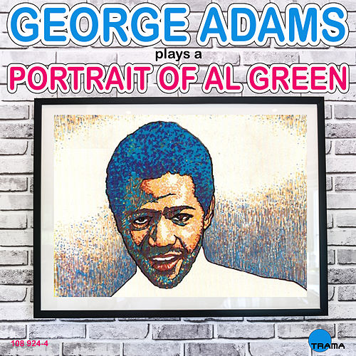 Portrait of Al Green by George Adams