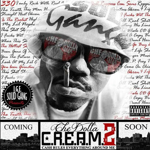 Cream 2 by Chey Dolla