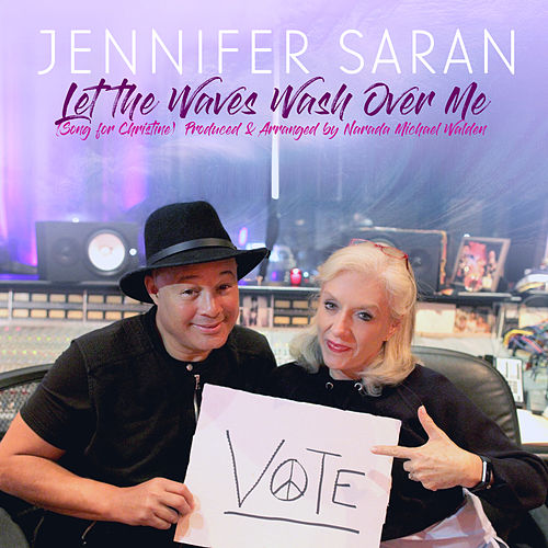Let the Waves Wash over Me (Song for Christine) by Jennifer Saran