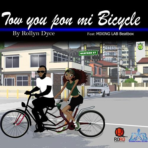 Tow You Pan Mi Bicycle by Rollyn Dyce