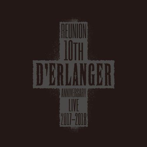 D'ERLANGER REUNION 10TH ANNIVERSARY LIVE 2017-2018 (LIVE Edition) de D'erlanger