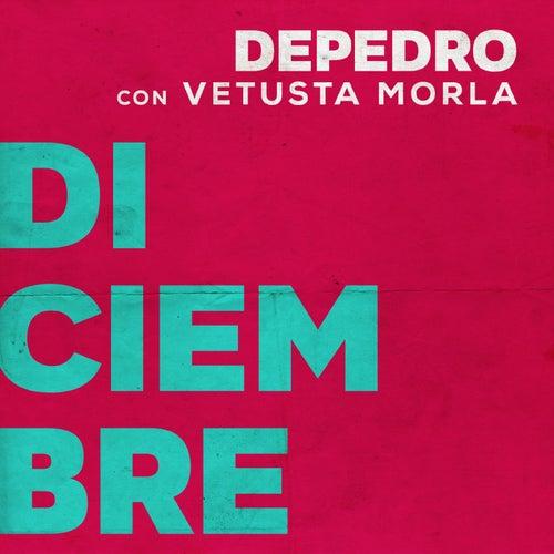 Diciembre (feat. Vetusta Morla) (En Estudio Uno) de DePedro
