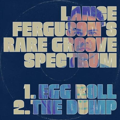 Rare Groove Spectrum - Sampler by Lance Ferguson