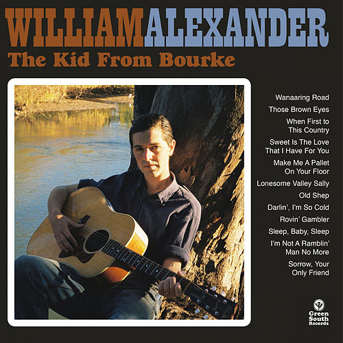 The Kid From Bourke di William Alexander