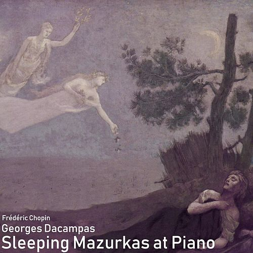 Sleeping Mazurkas at Piano von Georges Daucampas