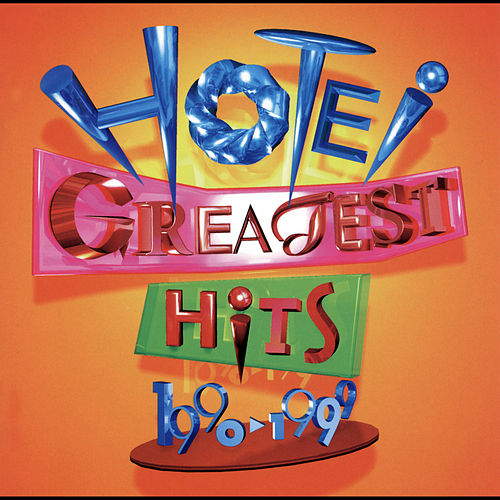Greatest Hits 1990-1999 de Tomoyasu Hotei