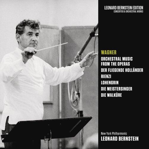 Wagner: Orchestral Music from Der Fliegende Holländer, Rienzi, Lohengrin, Die Meistersinger & Die Walküre de Leonard Bernstein