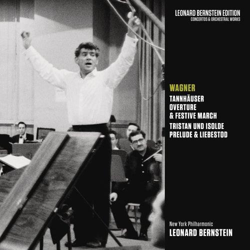 Wagner: Tannhäuser Overture & Festive March & Tristan und Isolde Prelude and Liebestod de Leonard Bernstein