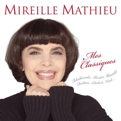Ave Maria von Mireille Mathieu