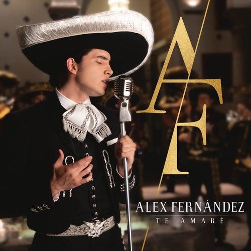 Te Amaré de Alex Fernández
