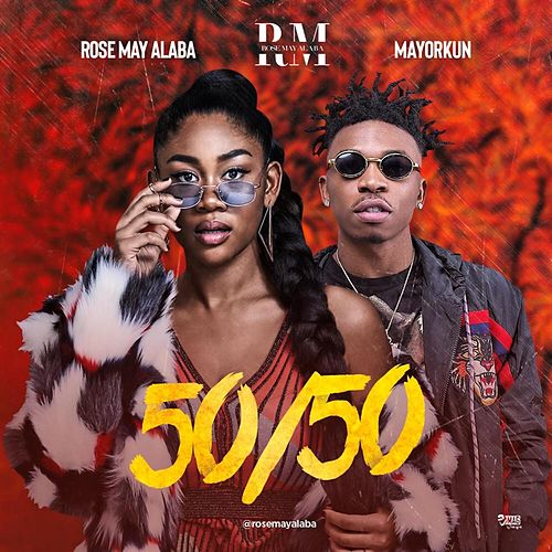 50 / 50 by Rose May Alaba