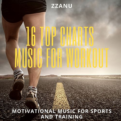 16 Top Charts Music for Workout (Motivational Music for Sports and Training) von Various Artists