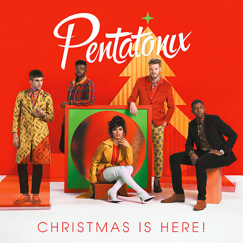 Christmas Is Here! de Pentatonix