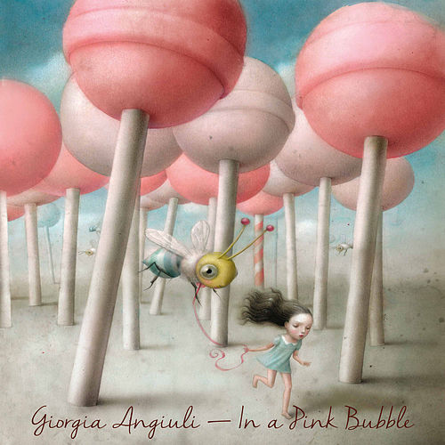 In a Pink Bubble by Giorgia Angiuli