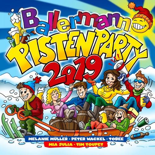 Ballermann Pisten Party 2019 von Various Artists