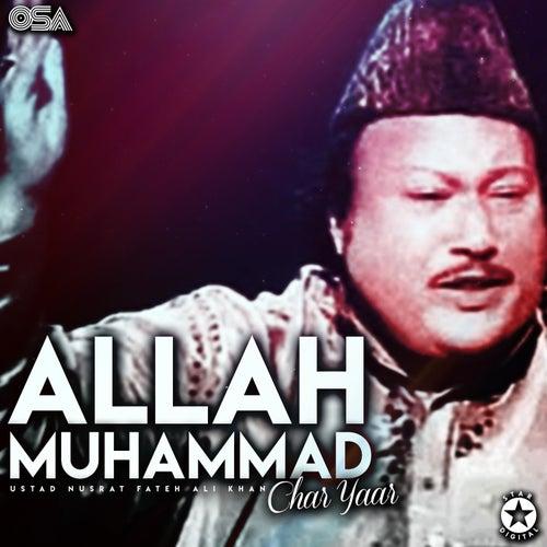 Allah Muhammad Char Yaar de Nusrat Fateh Ali Khan
