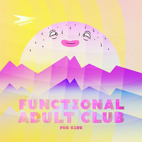 Functional Adult Club for Kids by Sheppo