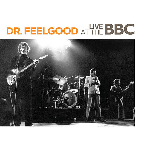 Live at the BBC von Dr. Feelgood