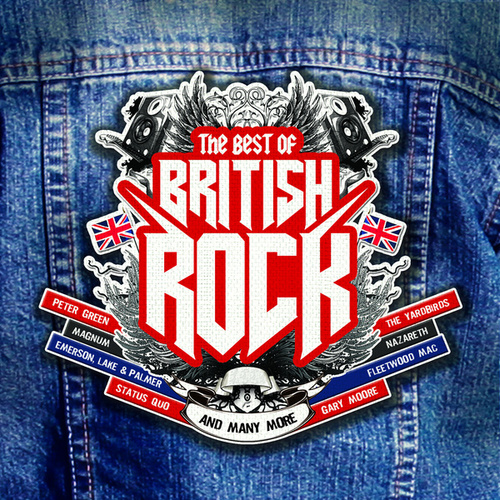 Best of British Rock de Various Artists