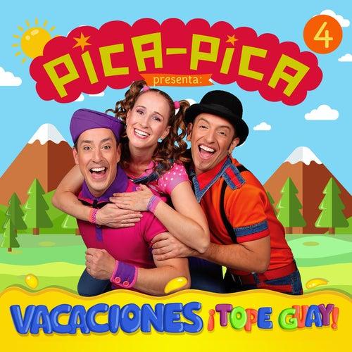 Vacaciones ¡Tope guay! de Pica Pica