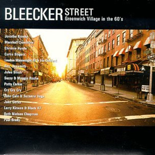 Bleecker Street: Greenwich Village in the 60's von Various Artists