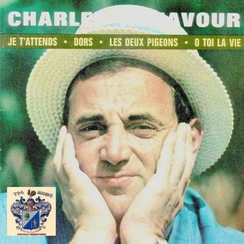 Je t'attends von Charles Aznavour