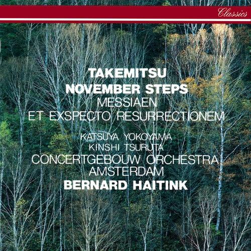Takemitsu: November Steps / Messiaen: Et exspecto resurrectionem mortuorum von Royal Concertgebouw Orchestra