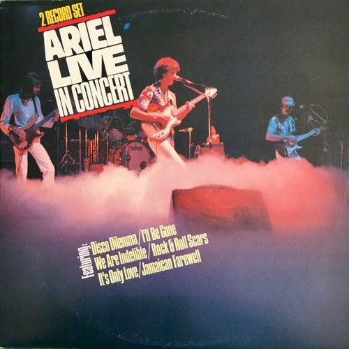 Ariel Live In Concert de Ariel