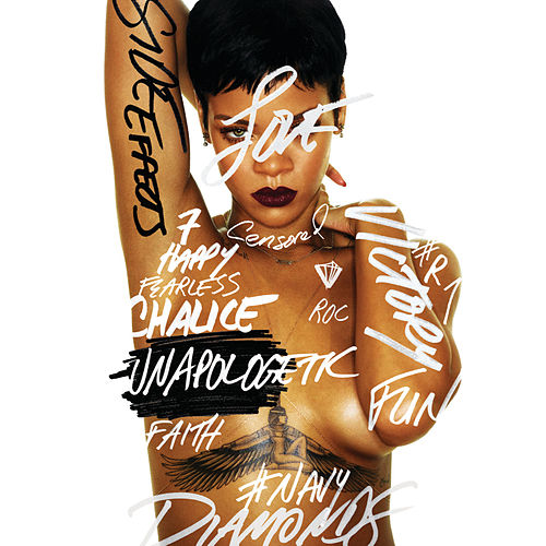 Unapologetic (Edited Version) by Rihanna