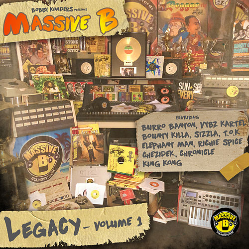 Bobby Konders Presents: Massive B Legacy, Vol. 1 by Various Artists