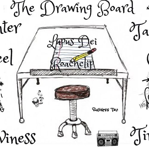 The Drawing Board von Roachclip