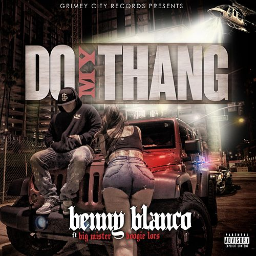 Do My Thang von benny blanco