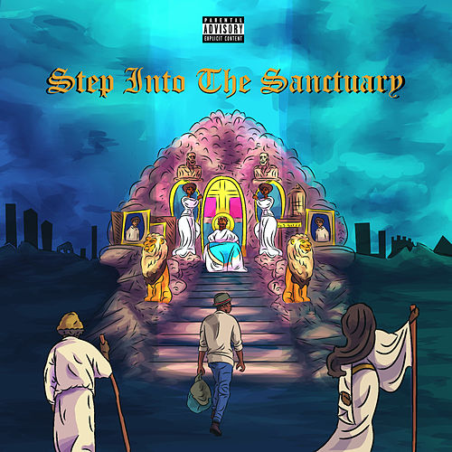 Step into the Sanctuary by Mandela