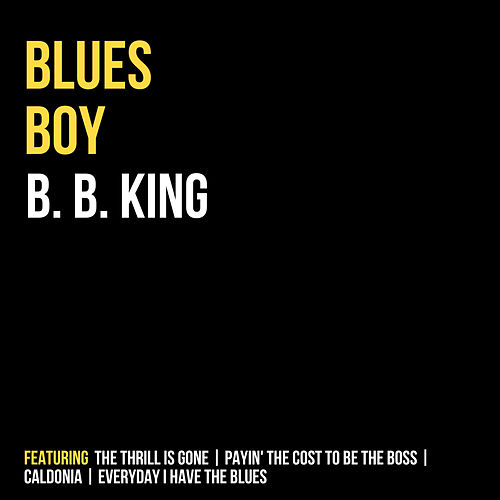 Blues Boy von B.B. King