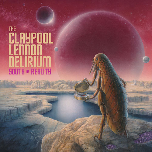 Blood and Rockets - Movement I, Saga of Jack Parsons - Movement II, Too the Moon von The Claypool Lennon Delirium