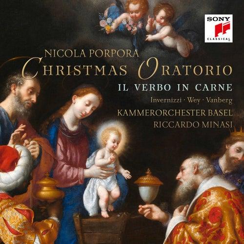 Porpora: Il verbo in carne (Christmas Oratorio) de Kammerorchester Basel