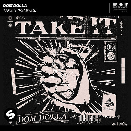 Take It (Remixes) de Dom Dolla