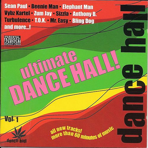 Ultimate Dancehall, Vol. 1 by Various Artists