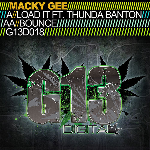 Load It / Bounce von Macky Gee