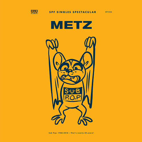 Escalator Teeth/On and On by Metz