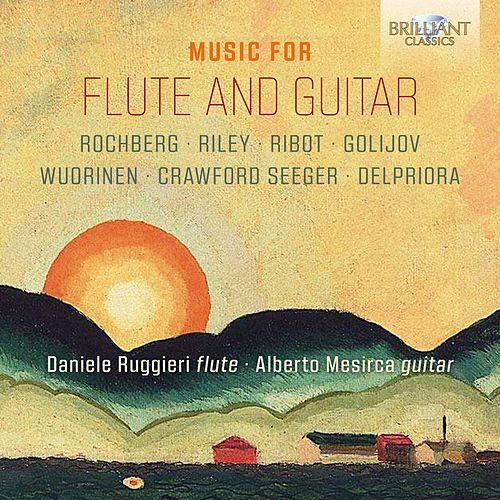 Music for Flute and Guitar by Daniele Ruggieri