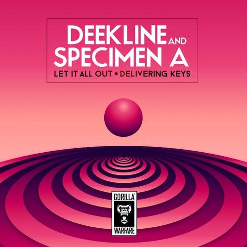 Let It All Out / Delivering Keys - Single von Deekline