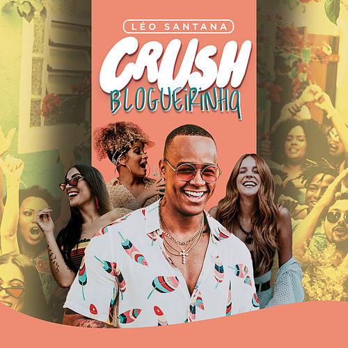 Crush Blogueirinha de Léo Santana
