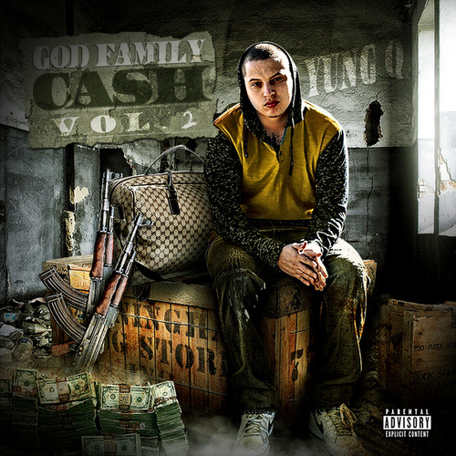 God Family Cash Vol. 2 by Yung Q