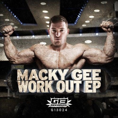 Work Out EP von Macky Gee