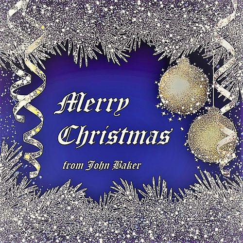 Merry Christmas de John Baker