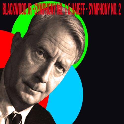 Blackwood Jr / Symphony No. 1 & Haieff / Symphony No. 2 von Charles Munch